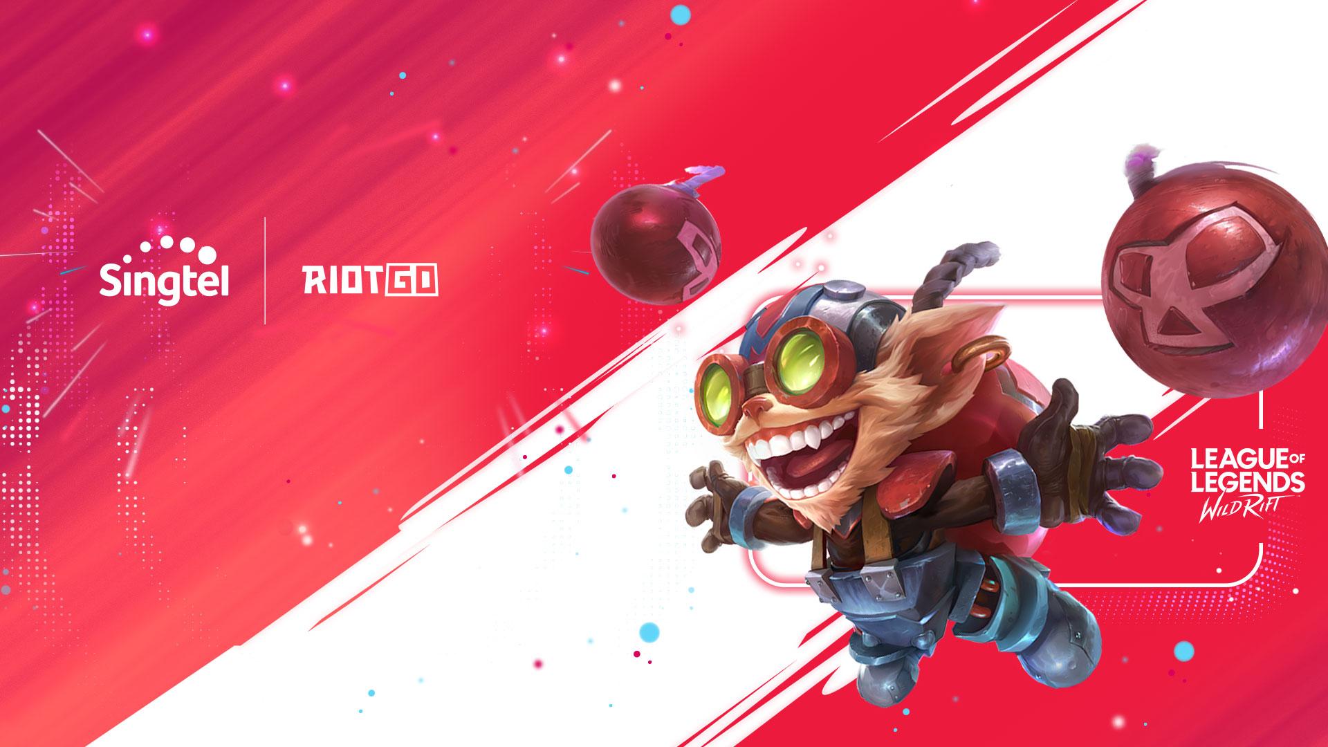 Introducing RiotGO with Singtel