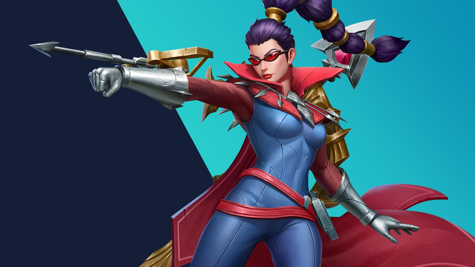 hero background
