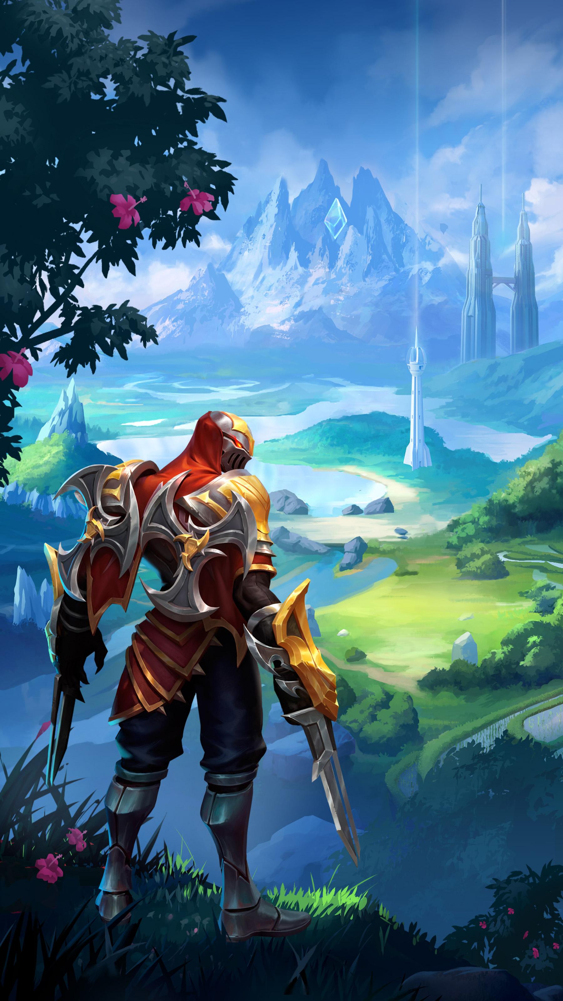 15+ Wallpaper League of Legends: Wild Rift Untuk PC dan Hp 1