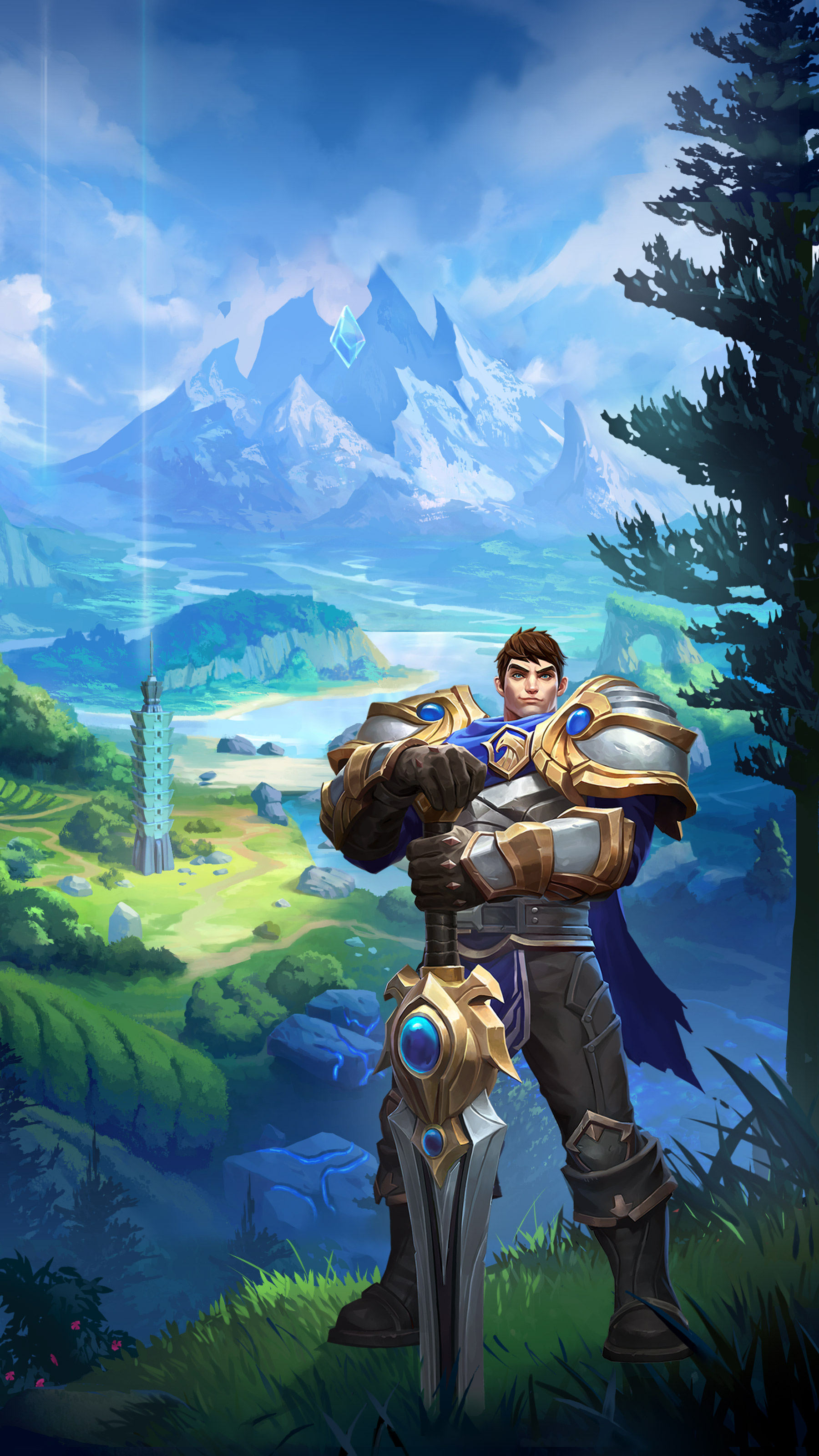 15+ Wallpaper League of Legends: Wild Rift Untuk PC dan Hp 2