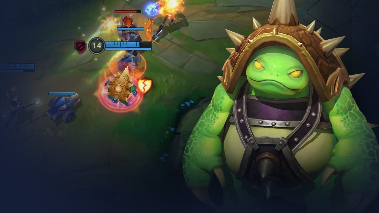 Rammus Champion Overview