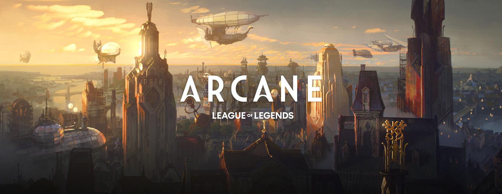 Arcane Promo