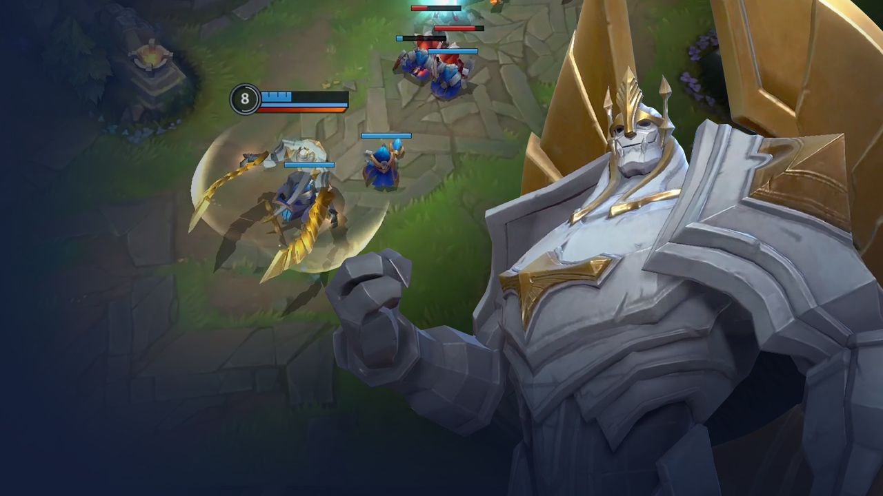 Galio Champion Overview