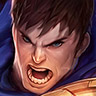 1/3 · GAREN, THE MIGHT OF DEMACIA