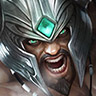 1/3 · TRYNDAMERE, THE BARBARIAN KING