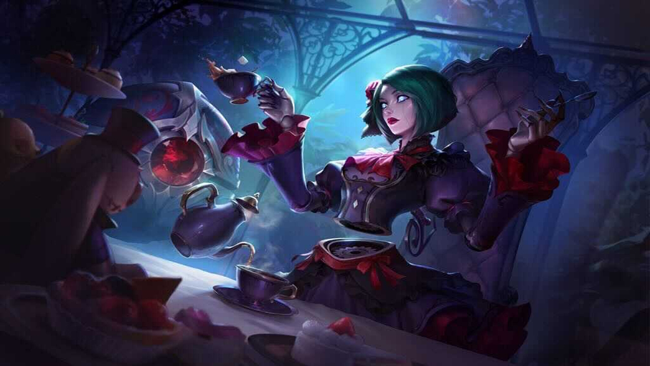 Welcome to the New Riot Client