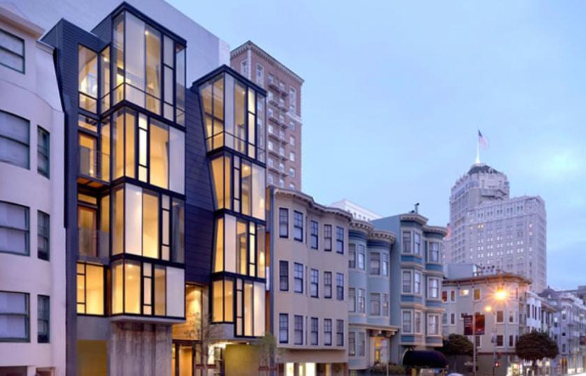 pine street city block custom windows