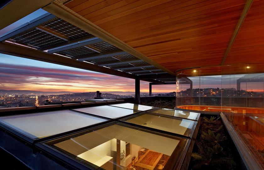 xiao yen custom home skylights
