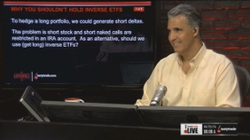 Why You Shouldn't Hold Inverse ETFs