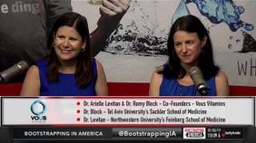 Dr. Arielle Levitan & Dr. Romy Block of Vous Vitamin