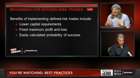 Mechanics For Defined-Risk Trades