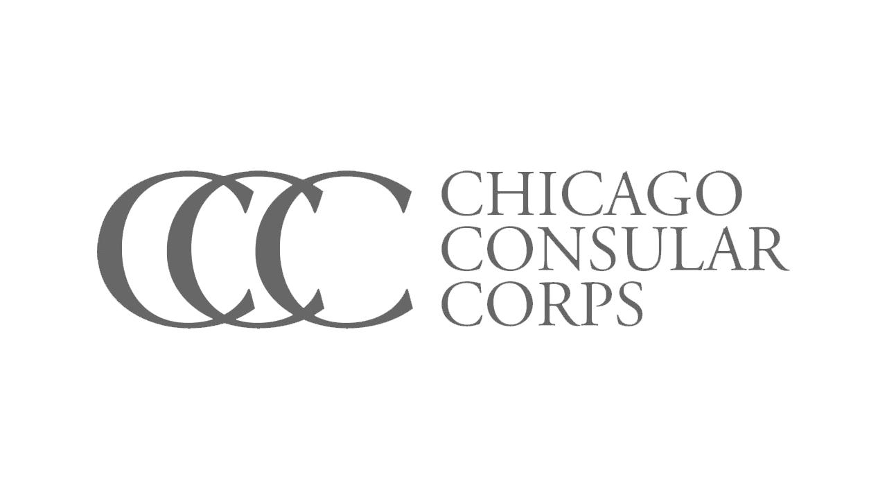 Logo for Chicago Consular Corps