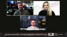 Finding New Options Trades - ZM & LULU Earnings