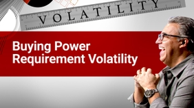 Buying Power Requirement Volatility