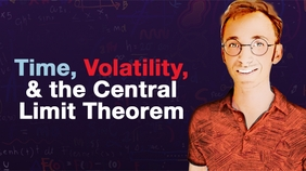 Time, Volatility, & the Central Limit Theorem