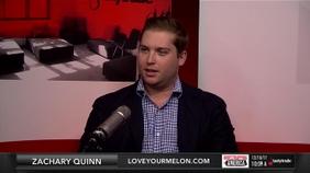 Zachary Quinn of Love Your Melon
