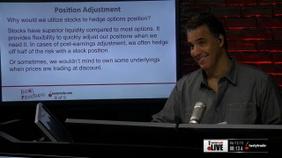 Position Adjustment