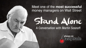 Stand Alone: A Conversation with Martin Sosnoff