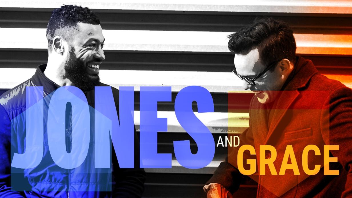 Jones and Grace hero image
