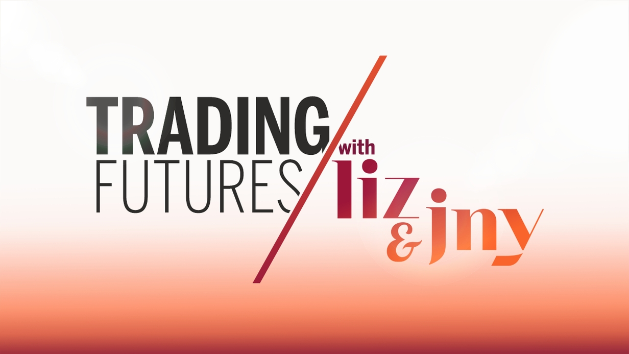 Trading Futures With LIZ & JNY hero image