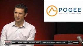 Matthew Barrowclough of Apogee