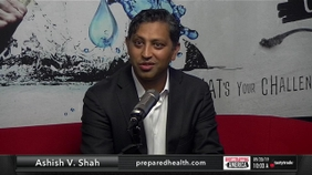 Ashish V. Shah of Prepared Health