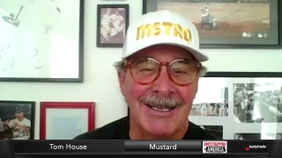 Tom House, Throwing/Pitching Coach and Co-founder of Mustard