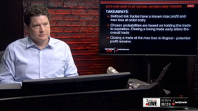Do's And Don'ts Of Exiting Defined Risk Trades
