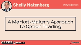 Market Making with Shelly | Geeks 2019