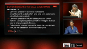 Buyer Beware | VIX Call Calendars