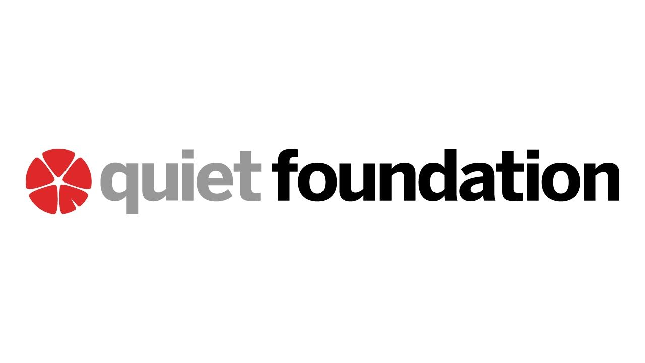 Logo for quiet foundation, a financial advisory firm