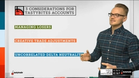 3 Considerations For tastyBITES Accounts
