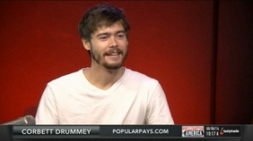 Corbett Drummey of Popular Pays