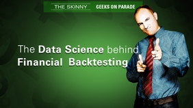 The Data Science Behind Financial Backtesting
