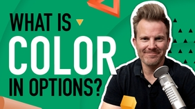 Color in Options Explained