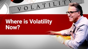Where Is Volatility Now
