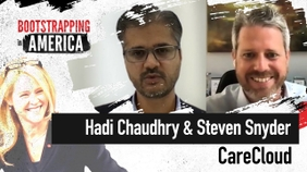 Hadi Chaudhry & Stephen Snyder of CareCloud