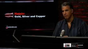 Metals: Gold, Silver and Copper
