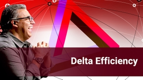 Delta Efficiency