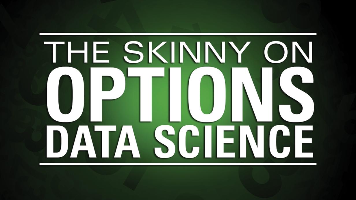 The Skinny On Options Data Science hero image