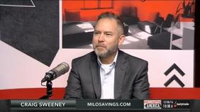 Craig Sweeney of Milo Savings