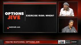 Exercise  Risk: When?