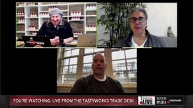 tastyworks Trade Desk Activity March 19th