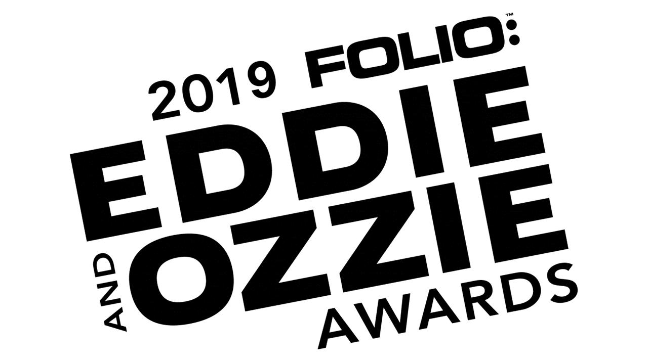 Logo for the 2019 Folio Eddie and Ozzie Awards