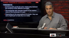Three Tradable Currency Pairs