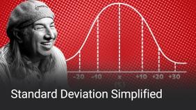 Standard Deviation Simplified