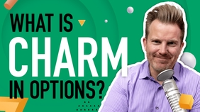Charm in Options Explained