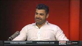 Hamed Babai of Power Kiosk