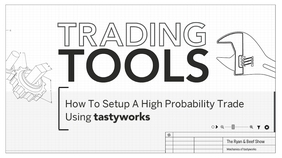 How To Set Up High Probability Trades