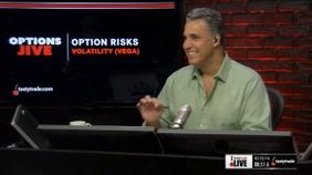 Option Risks | Volatility (Vega)